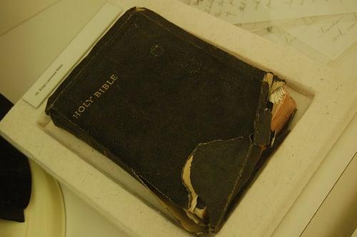 MLK's Bible
