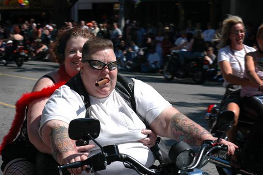 Two Fat Lesbians 97