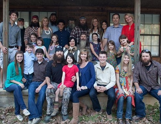 Duck Dynasty family: A&E set up interview scandal ...
