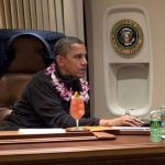 obama-airforceone-hawaii