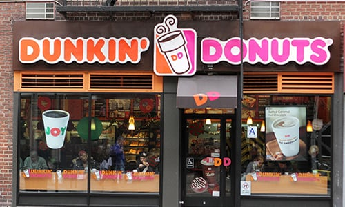 dunkin donuts core competency This industry is in a mature stage with a medium level concentration starbucks and dunkin brands make up 31) starbucks core competence.