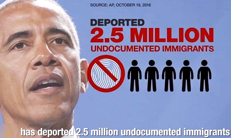 obama deportations illegal immigrants