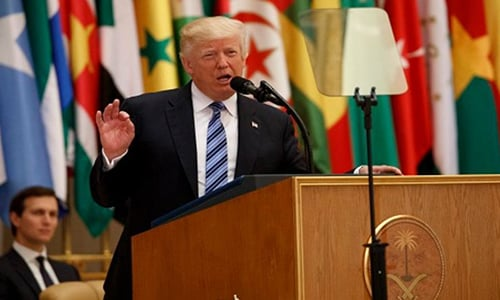 Donald Trump acknowledges India as 'victim of terrorism' at Riyadh summit