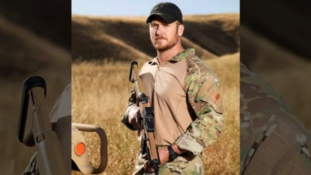 Chris Kyle, who served four tours in Iraq, was awarded four Bronze Star medals for meritorious service in a combat zone