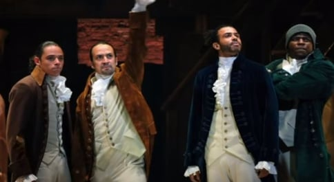 Cancel culture turns on its own: Wildly successful 'Hamilton' is now 'deeply problematic'